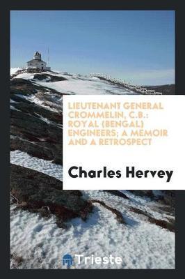 Lieutenant General Crommelin, C.B. by Charles Hervey image