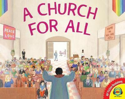 A Church for All by Gayle E Pitman image