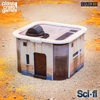 ColorED Scenery: Consortium House-pod