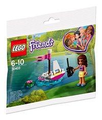 LEGO: Olivia's Remote Control Boat (30403)