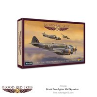 Blood Red Skies: Bristol Beaufighter Squadron
