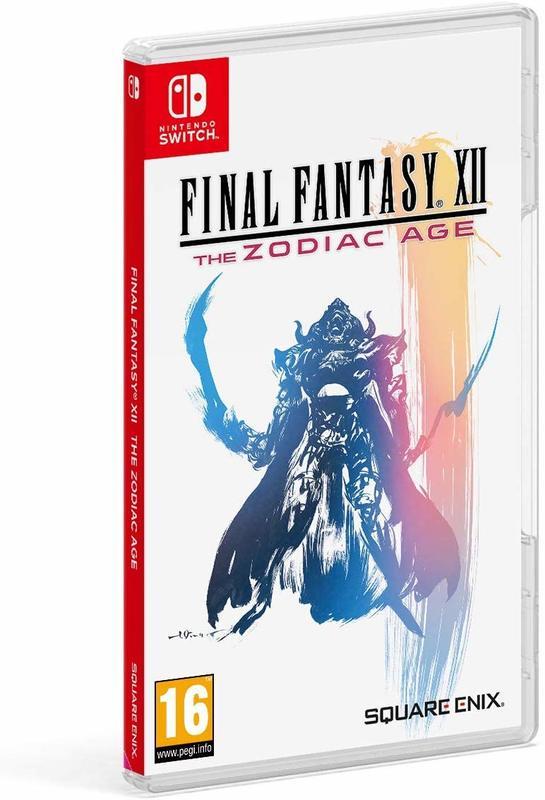 Final Fantasy XII: The Zodiac Age for Switch