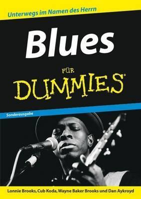 Blues Fur Dummies by Cub Koda image