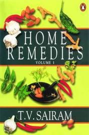 Home Remedies: v. 1 by T.V. Sairam image