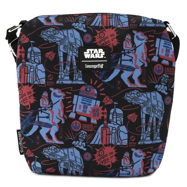 Loungefly: Star Wars - Empire Strikes Back 40th Anniversary Passport Bag