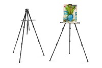 Essentials For You: Adjustable Aluminum Painting Easel