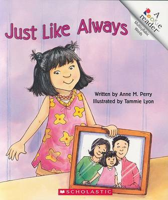 Just Like Always by Anne M Perry image