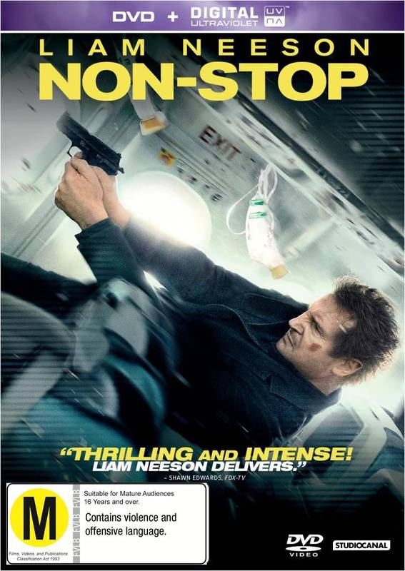 Non-Stop on DVD