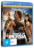 Prince of Persia - The Sands of Time on Blu-ray