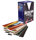 Doctor Who - 12 Doctors 12 Stories Box Set (12 Books/Postcards) by Neil Gaiman