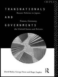 Transnationals and Governments by David Bailey image