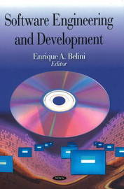 Software Engineering & Development by Enrique A. Belini image