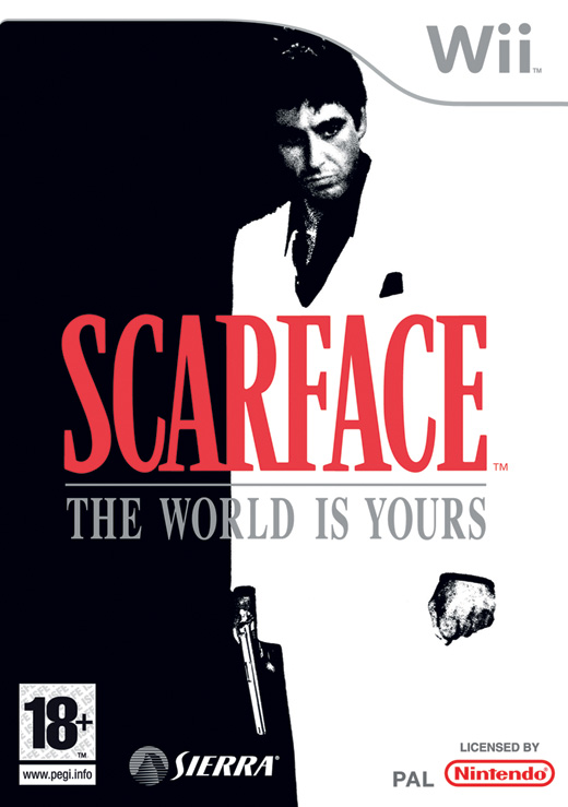 Scarface: The World is Yours for Nintendo Wii image