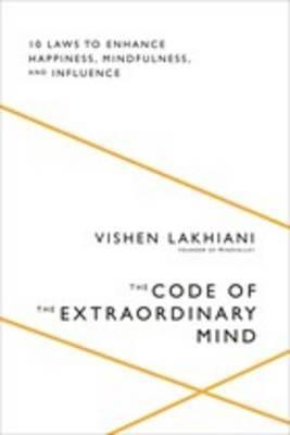 The Code of the Extraordinary Mind by Vishen Lakhiani image