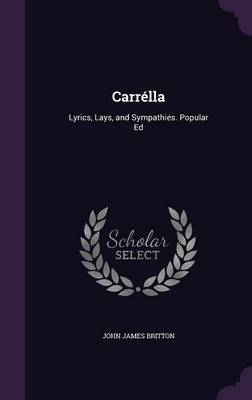 Carrella by John James Britton image