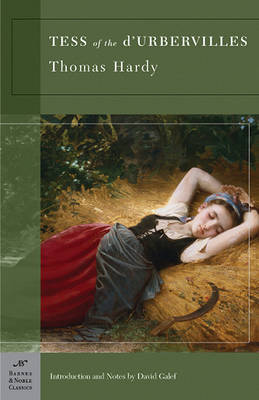 Tess of the d'Urbervilles (Barnes & Noble Classics Series) by Thomas Hardy