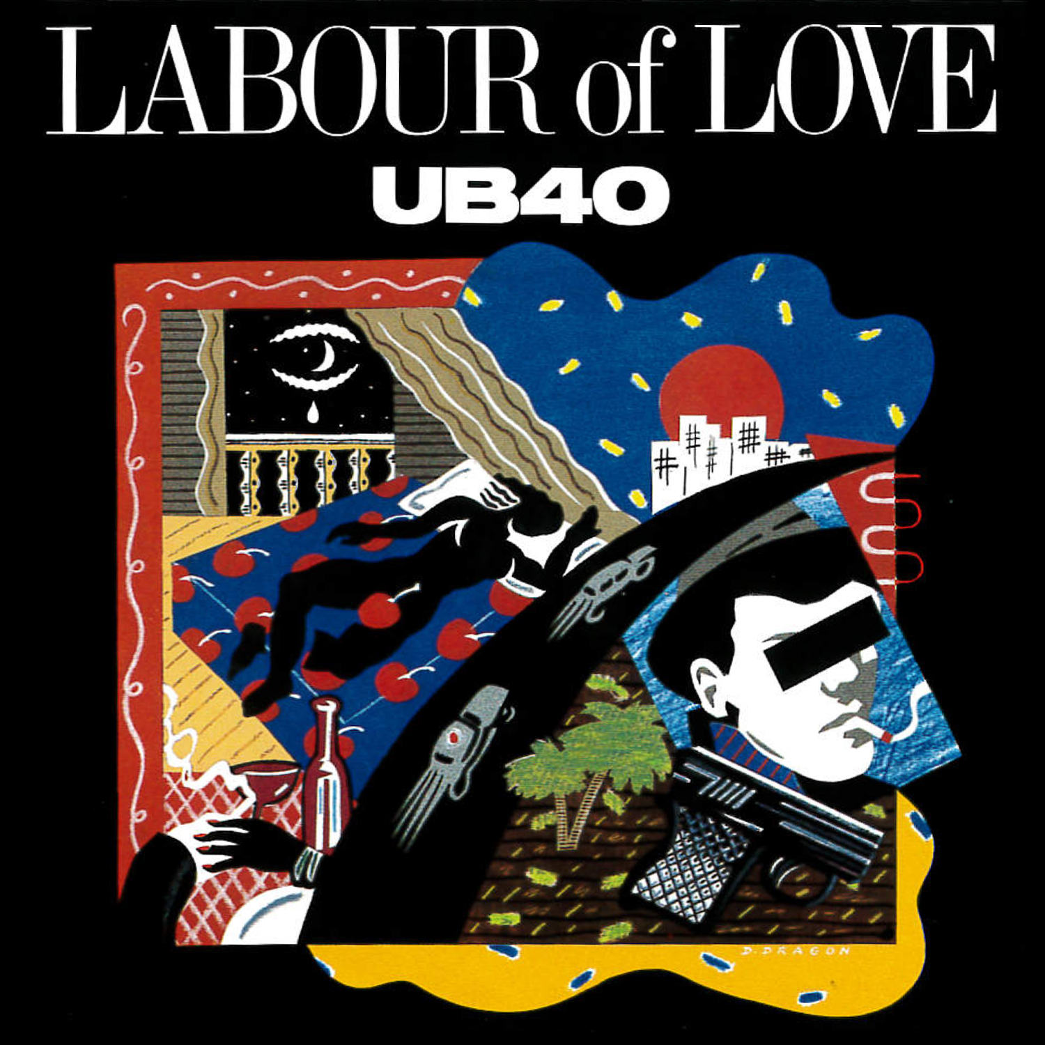 Labour Of Love by UB40 image