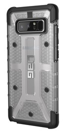 UAG Plasma Case for Galaxy Note 8 (Ice/Black)