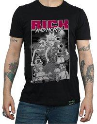 Rick and Morty: Guns T-Shirt (Small) image