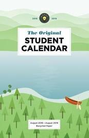 The Original Student Calendar 2018-2019