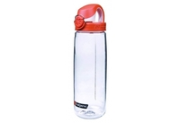 Nalgene OTF Bottle 650ml (Orange Cap)