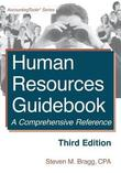 Human Resources Guidebook by Steven M. Bragg