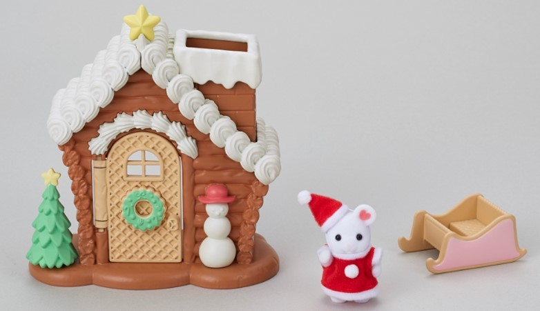 Sylvanian Families: Christmas Gingerbread-House - Playset image