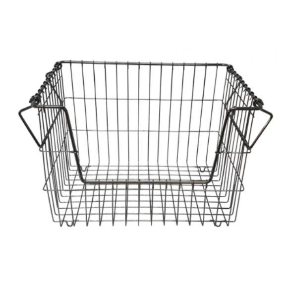 L.T. Williams - Stacker Basket (Onyx Black)