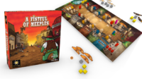 A Fistful of Meeples - Board Game image