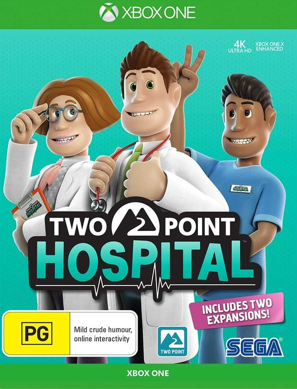 Two Point Hospital for Xbox One