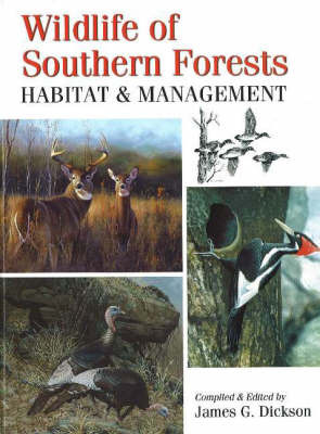 Wildlife of Southern Forests: Habitat and Management image