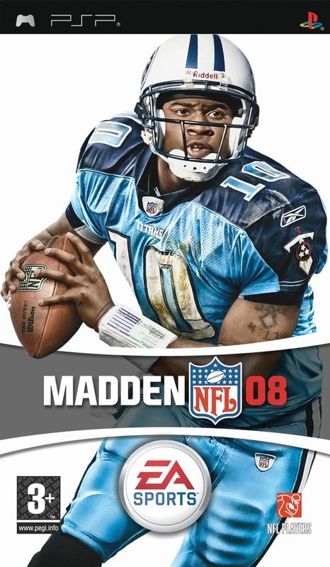 Madden NFL 08 for PSP