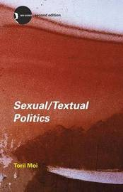 Sexual/Textual Politics by Toril Moi image