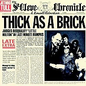 Thick As A Brick [Limited] [Remaster] by Jethro Tull