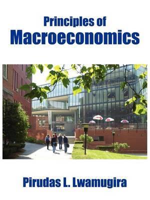 Principles of Macroeconomics by Pirudas L. Lwamugira image