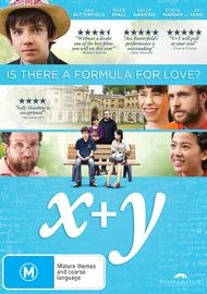 X + Y on DVD
