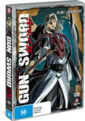 Gun X Sword - Vol. 2: Abandoned Past on DVD