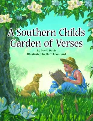 Southern Child's Garden of Verses, A by David Davis image