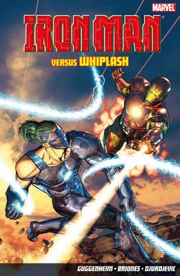 Ironman Versus Whiplash by Marc Guggenheim image