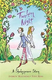 A Shakespeare Story: Twelfth Night by Andrew Matthews