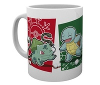 Pokemon: Snowball Starters Ceramic Mug (300ml)