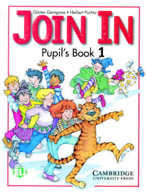 Join In Pupil's Book 1 by Gunter Gerngross image