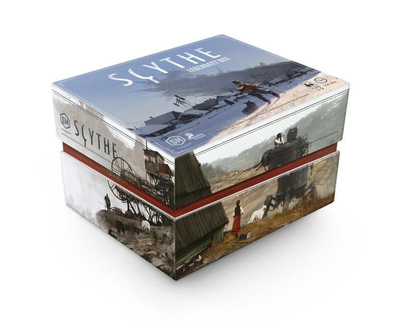 Scythe: Legendary Box image