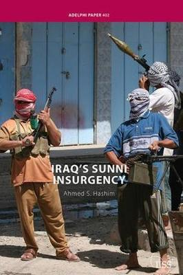 Iraq's Sunni Insurgency by Ahmed S Hashim image