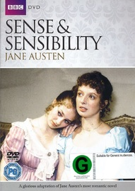 Sense And Sensibility on DVD
