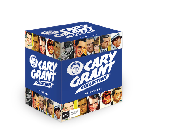 Cary Grant Collection on DVD
