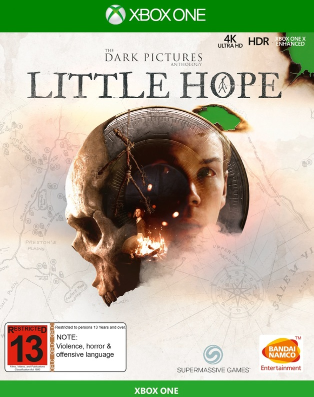 The Dark Pictures Anthology - Little Hope for Xbox One