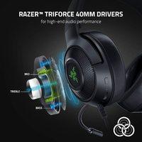 Razer Kraken V3 X Wired Gaming Headset for PC, PS4