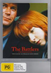 The Battlers on DVD