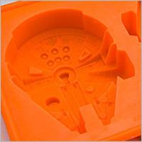 Millennium Falcon Silicone Ice Tray image